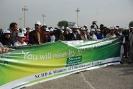 Walk on International Volunteer Day 2012